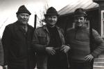 Na zdjęciu od lewej Peter Hanuszczak, Tadeusz Bodziony i Jerzy Szwec.