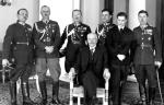 Warszawa - Belweder 1936 rok