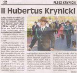 Czytaj więcej: II Hubertus Krynicki - 10.2013